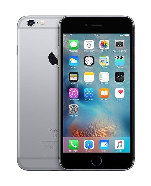 Apple iPhone 6s Plus 16GB Gris Espacial (Reacondicionado): Amazon ...