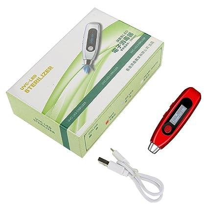 Amazon.com: Yotown esterilizador portátil UV electrónico ...