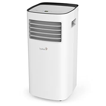 Ivation Portable Air Conditioner U2013 Compact Single Hose AC Unit U0026  Dehumidifier W/Remote