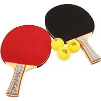 Tenis de mesa retráctil Tera reemplazo portátil red Ping Pong red Set o bate Paddle Hoja Dos Lados pepitas en goma Loop Attack
