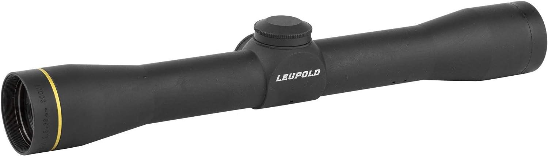5. Leupold Fx-II Scout 2.5x28mm Duplex