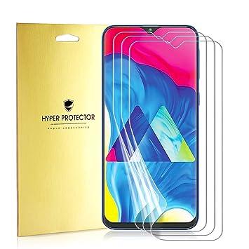 Mimoke - Protector de Pantalla para Samsung Galaxy M10 (3 Unidades ...