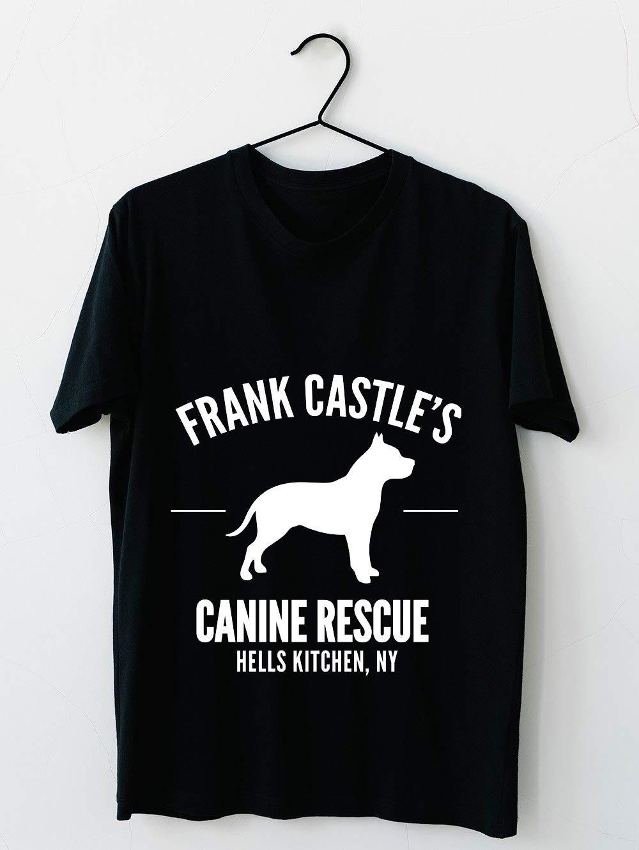 Frank Castle Dog Rescue 24 T Shirt For Unisex