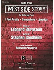 West Side Story Suite: for Violin and Piano