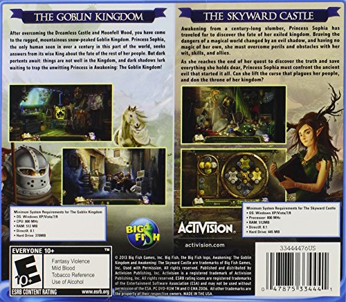 Awakening 3: The Goblin King and Awakening 4: The Skyward Castle, 2 Pack - PC