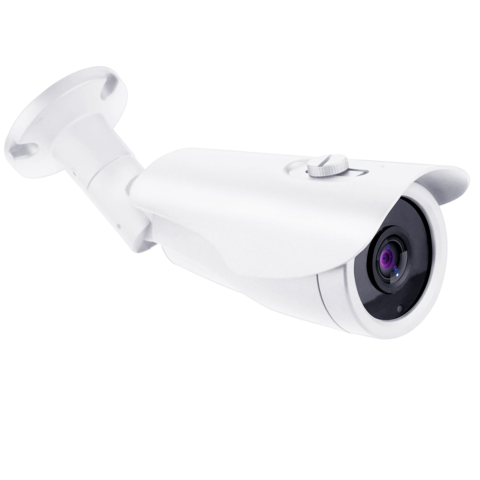 HDView 5MP TVI / AHD Camera, 4MP CVI Camera, SONY Sensor, HD Megapixel Bullet Security Camera 3.6mm Lens Turbo Platinum Infrared Night Vision IR-CUT DNR UTC OSD by HDView