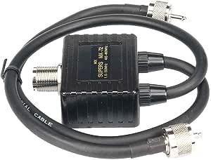 Bobury MP HAM combinador de antena diferente frecuencia de ...
