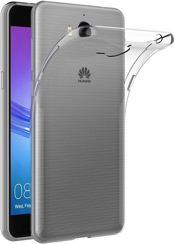 OFU® Huawei Nova Young Mya-L11 Coque,Etui en TPU-Transparent ...