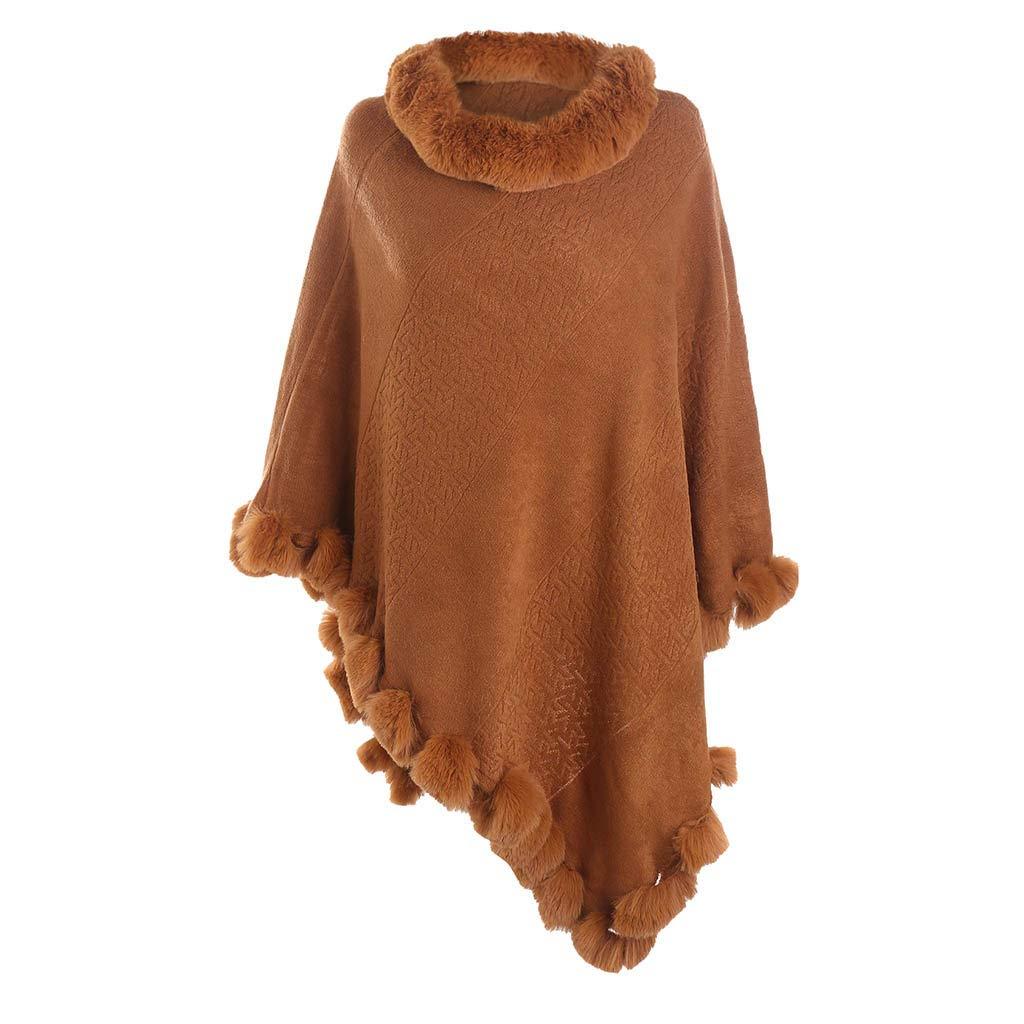 ❤️Jonerytime❤️ New Leopard Lace High-end Banquet Fashion Versatile Cotton and Llinen Scarf (Brown) by Jonerytime_ Outdoor&Sport