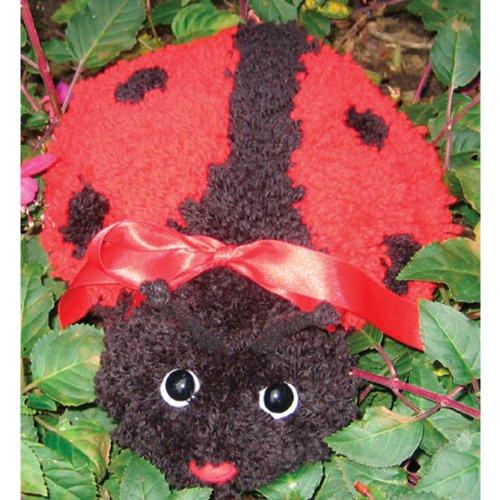 MCG Textiles Huggables Animal Ladybug Latch Hook Kit