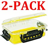 Plano Guide Series 3600 Size Polycarbonate Field Box (Multi, 2-Pack)