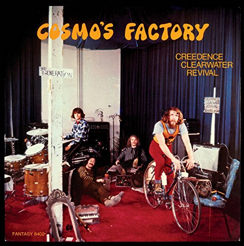 Price comparison product image Cosmo's Factory [LP]