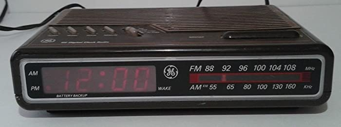 The Best Ge Vintage Clock Radio