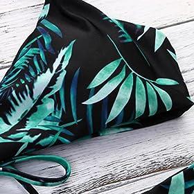 - 61WiGB81t L - morecome Women Bikini Set Swimwear Swimsuit Beachwearr