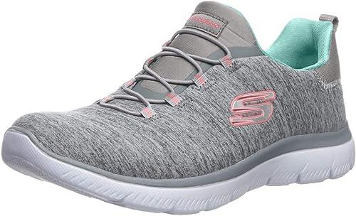 zapatos de mujer marca skechers outlet amazon