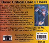Basic Critical Care 5 Users, Farb, Daniel and Young, Caroline, 1594912009