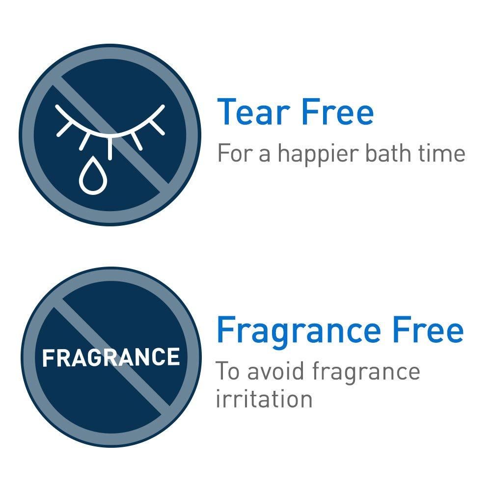 CeraVe Baby Wash & Shampoo, 8 oz