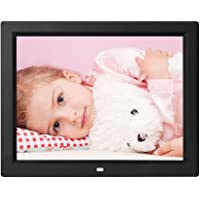 OUYAWEI New 12 Inch Digital Photo Frame HD LED Electronic Music Video Album Picture Frame