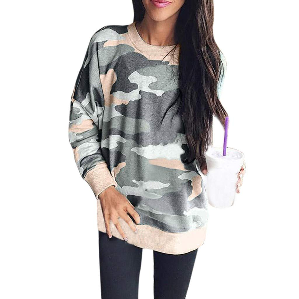 Womens V Neck Leopard Casual Print Tunic Long Sleeve Button Down Shirt Tops Womens Fall Long Sleeve Side Split Loose Casual Pullover Tunic Tops