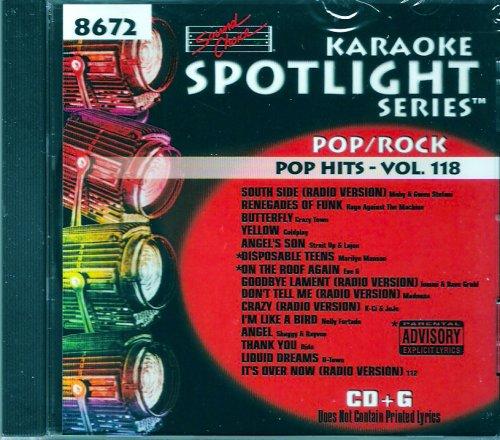 Sound Choice Spotlight Karaoke Pop Hits Vol. ()