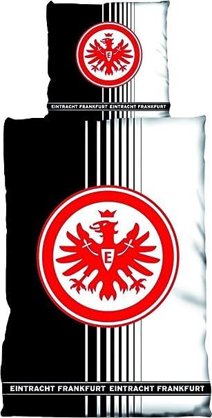 Bertels Eintracht Frankfurt Bettwäsche übergang 155x220cm Amazon