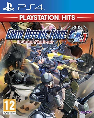 Earth Defense Force 4.1 - Shadows of New Despair (Playstation Hits ...