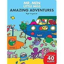 Mr. Men: Amazing Adventures: Flap Book