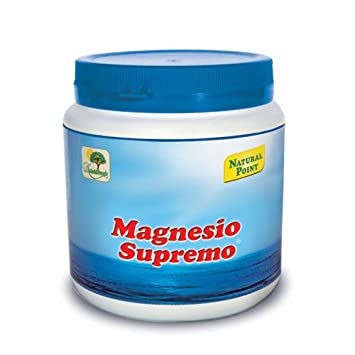 NATURAL POINT MAGNESIO SUPREMO SOLUBILE 300 GR by NATURAL POINT