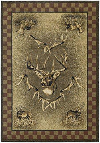 - United Weavers of America Marshfield White Tail Ridge 1'11