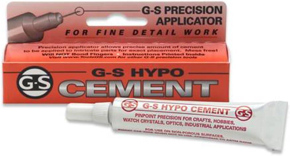 G-S Hypo Cement Adhesive Rhinestone Super Glue Crystal Beads Making Jewelry Tool