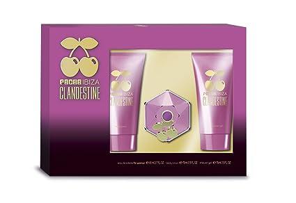 Pacha Clandestine - Agua de tocador para mujeres - 80 ml - 3 piezas