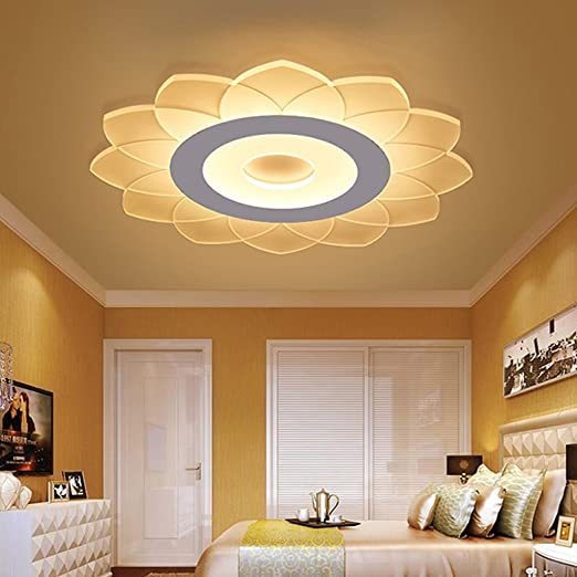 sports shoes 98307 d9536 LED Ceiling Light, Master Bedroom Lights, Romantic Fashion ...