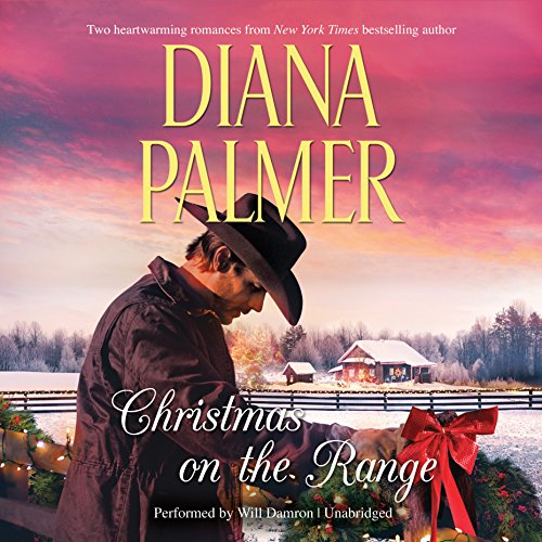 Christmas on the Range: Library Edition (Long, Tall Texans) by Blackstone Audio Inc