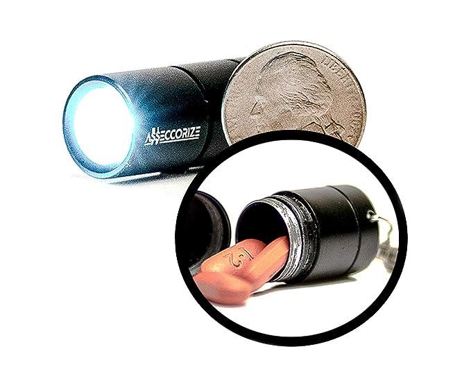Amazon.com: Discreet Pill - Llavero con caja de seguridad ...