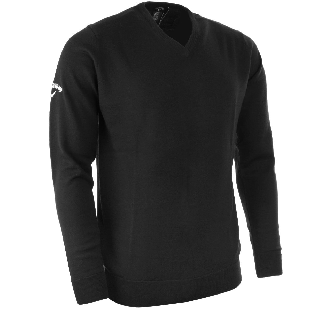Callaway Golf Merino High v-neck Sweater Jersey, Herren