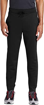 Sport Tek Sport Wick Fleece Jogger At Amazon Men S Clothing Store Find jogging bottoms from big brands nike, new balance, jack & jones and many more, all come with up to 75% off the jack and jones mens harry two pack joggers black/light grey melange. sport tek sport wick fleece jogger
