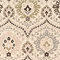 "Superior Designer Augusta Collection Area Rug, 2' 6"" x 8' Runner"