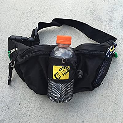 Childrens Emergency Survival Safety Hiking Pack: Outdoor Child Fanny Bag includes emergency preparedness items and instructions for Children and Diabetic Children, has additional pockets that fit a glucometer* and treats.