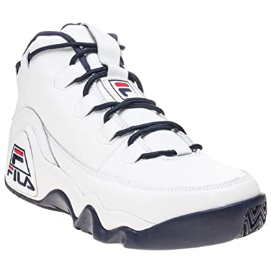 Fila 95 Primo Trainers White: Amazon.co.uk: Shoes & Bags