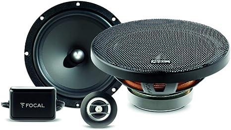 Focal RSE 165 Round 2 way 120W 1pcs car speaker: Amazon.co