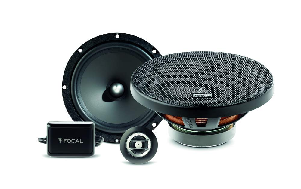 Focal RSE-165 6-1/2'' Component System