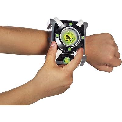 Giochi Preziosi Ben 10 - Omnitrix Deluxe Roleplay, Color negro, verde, gris, blanco, talla única