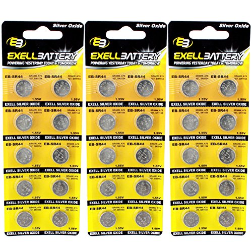 3pc 10pk SR44 Silver Oxide 1.55V Watch Battery Replaces SR44SW SR44H USA Ship (Best Blood Glucose Meters Comparison)