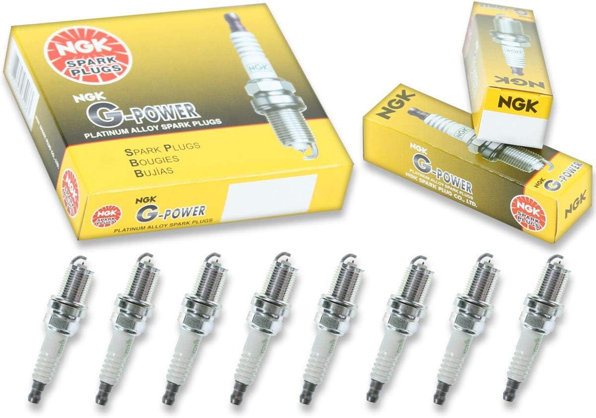 8 pcs NGK G-Power Plug Spark Plugs 2002-2005 BMW 745i 4.4L V8 Kit Set Tune Up