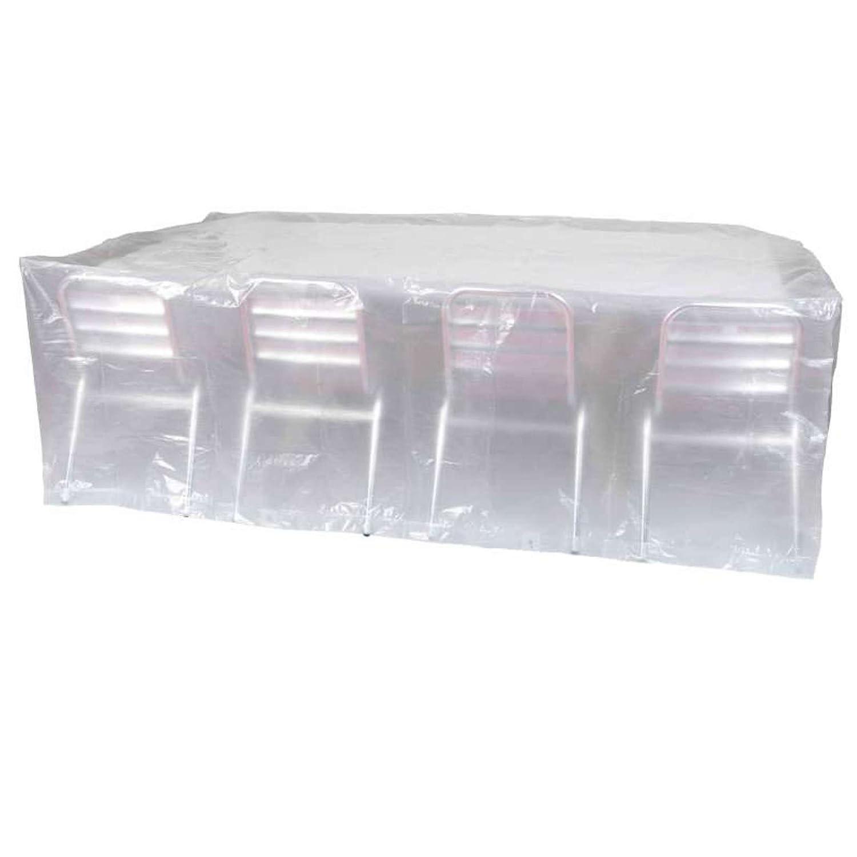 Copertura per tavoli da esterno rettangolare 250x150x80 cm Ribiland 07354