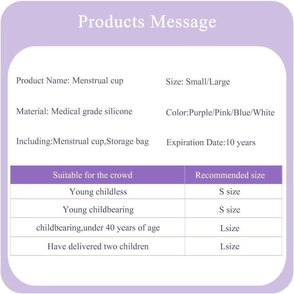 SPEQUIX - Copa menstrual reutilizable para períodos de ...