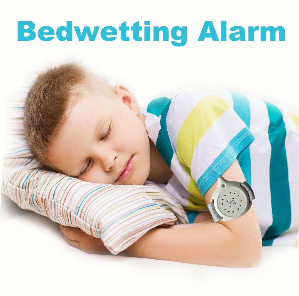 Bedwetting Alarm for Kids Girls & Boys - CUMIZON Nocturnal Enuresis Treatment Nighttime Potty Training Alarm