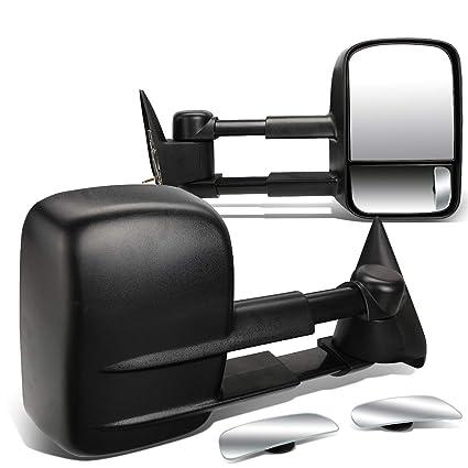 Amazon Com For Chevy Gmc C K Gmt400 Black Textured Telescoping