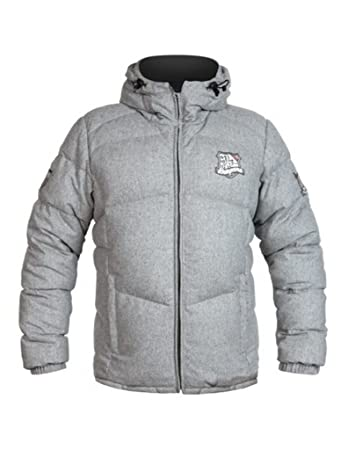 Bergans Vinje Wool Down Jacket Grey Melange Gr. L: