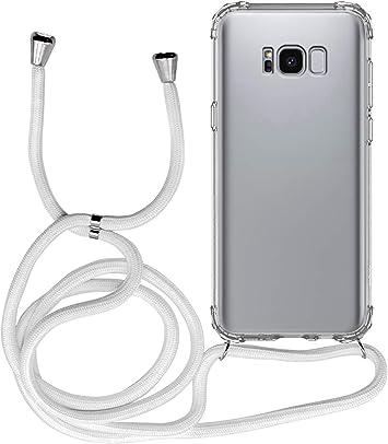 Mygadget Handykette Für Samsung Galaxy S8 Tpu Hülle Mit Elektronik
